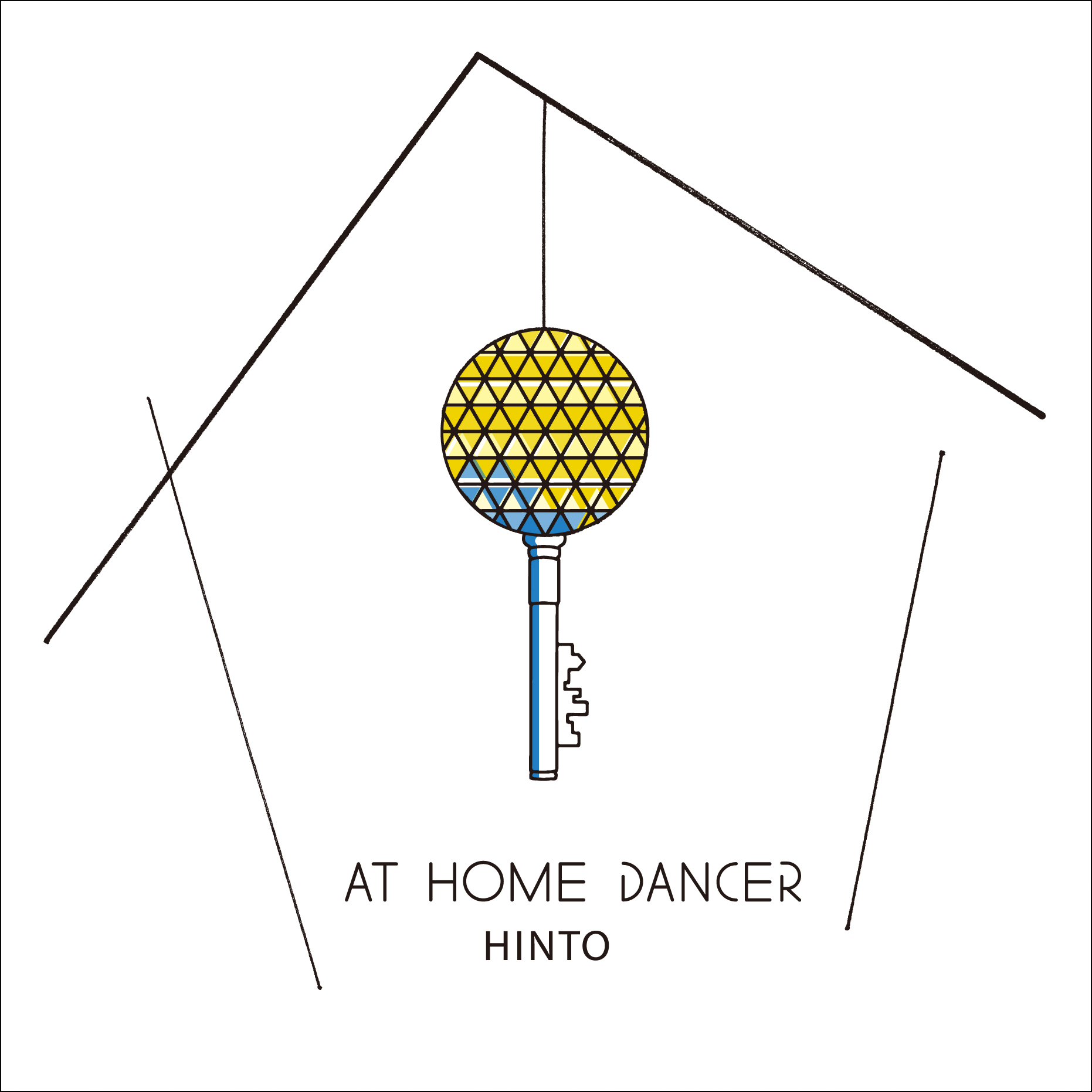 "2nd Single+DVD""AT HOME DANCER"""