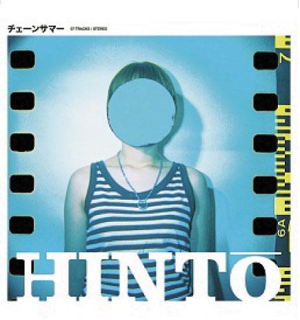 HINTO STORE / LIVE会場限定販売 1st mini album